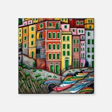 Colours of Riomaggiore Sticker
