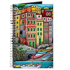 Colours of Riomaggiore Journal