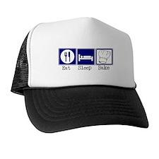 Eat, Sleep, Baking Trucker Hat