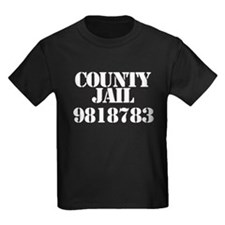 County jail T