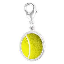 Tennis Ball Charms