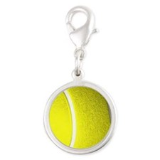 Tennis Ball Charms