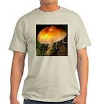 Golden Umbrella Light T-Shirt