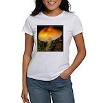 Golden Umbrella Women's T-Shirt