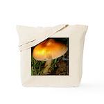 Golden Umbrella Tote Bag