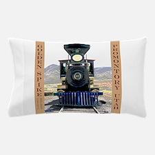 Golden Spike National Monument Pillow Case