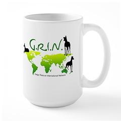 GRIN Logo Mug