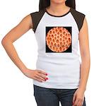 Spongy Cap Mushroom 20X Women's Cap Sleeve T-Shirt
