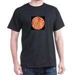 Spongy Cap Mushroom 20X Dark T-Shirt