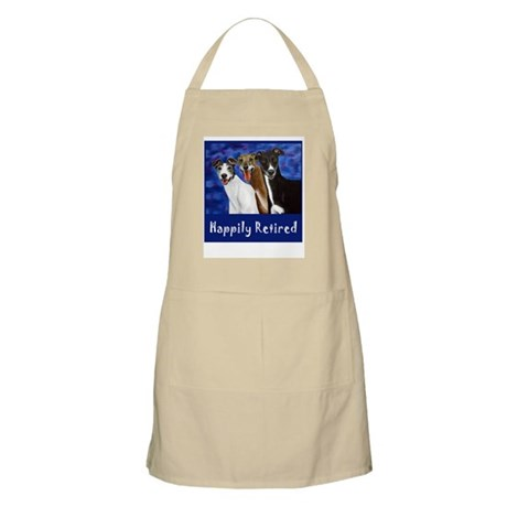 Greyhounds Rule BBQ Apron