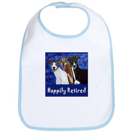 Greyhounds Rule Bib