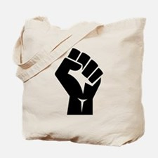 Power Fist Tote Bag
