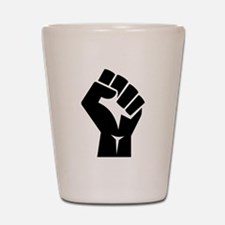 Power Fist Shot Glass