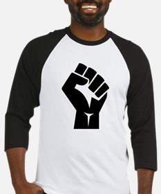 Power Fist Baseball Jersey