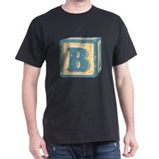 Block Letter B T-Shirt
