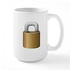 Padlock Mugs