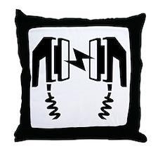Defibrillator Throw Pillow