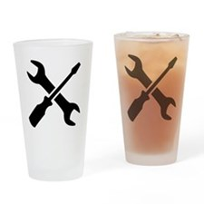 Tools Drinking Glass