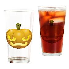 Jackolantern Drinking Glass