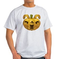 Rabbit Jackolantern T-Shirt