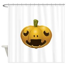 Jackolantern Shower Curtain
