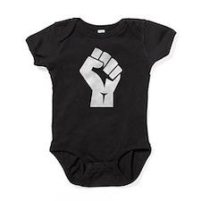 Power Fist Baby Bodysuit