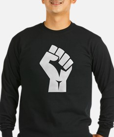 Power Fist Long Sleeve T-Shirt