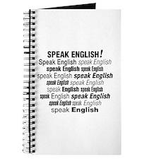 Speak English Speak English Journal