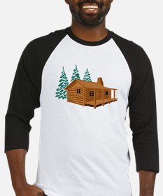 Cabin In The Woods Baseball Jersey