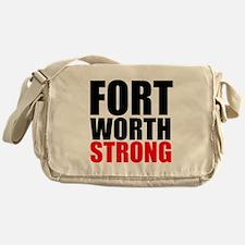 Fort Worth Strong Messenger Bag