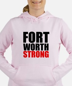 Fort Worth Strong Women's Hooded Sweatshirt
