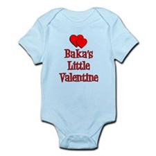 Baka's Little Valentine Body Suit