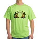 Diamond Cutter Logo Green T-Shirt