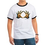 Diamond Cutter Logo Ringer T