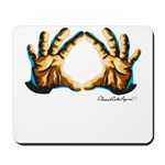 Diamond Cutter Logo Mousepad