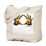 Diamond Cutter Logo Tote Bag