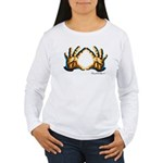 Diamond Cutter Logo Women's Long Sleeve T-Shirt