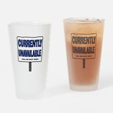 UNAVAILABLE Drinking Glass