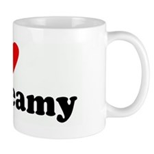 I Love McDreamy Small Mug