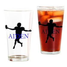 Unique Aiden Drinking Glass