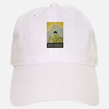 1932 Children's Book Week Baseball Baseball Baseball Cap