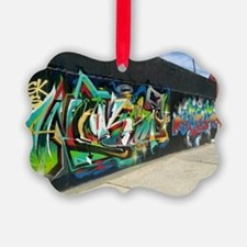 Bushwick Graffiti Ornament