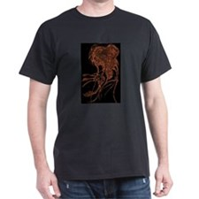 Claire Corey Blk CopperJelly T-Shirt