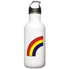 42nd ID.png Water Bottle