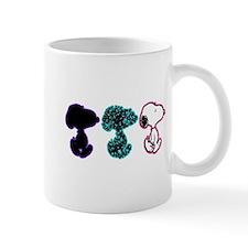 Snoopy Silhouette Mug
