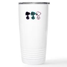 Snoopy Silhouette Travel Mug