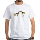 Frog Mens Classic White T-Shirts