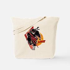Daredevil Running Tote Bag