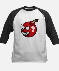 Cartoon Cherry Bomb Baseball Jersey