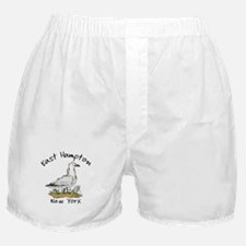 East Hampton NY Boxer Shorts